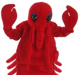 cool Lobster costume