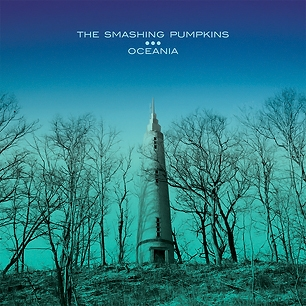 The Smashing Pumpkins Oceania Cover