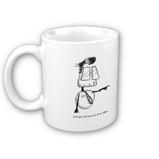 BOB BTFG Right Handed Mug
